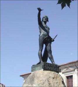 Viriato en Zamora